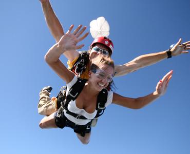 Tandem Skydiving Atlanta