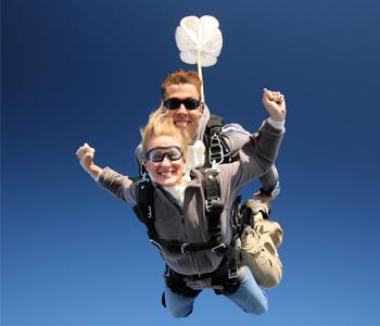 Atlanta, Georgia Tandem Skydive