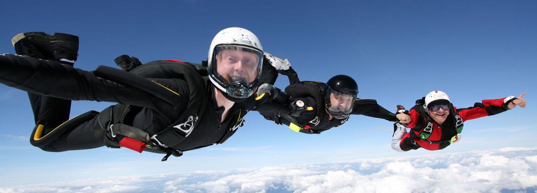 Atlanta, Georgia Skydiving School