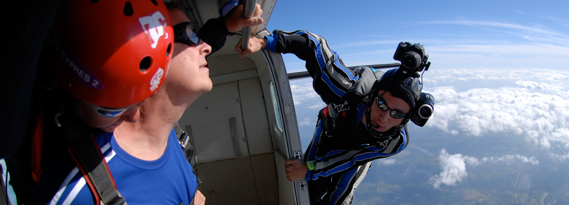 Atlanta Skydiving Video Packages